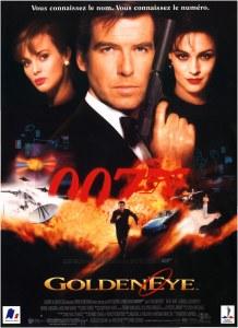 Affiche du film Goldeneye