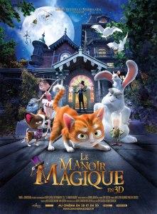 Affiche du film Le manoir magique