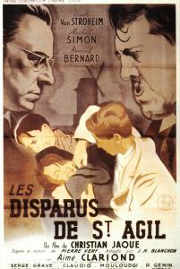 Affiche du film Les disparus de Saint-Agil