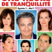 UNE HEURE DE TRANQUILLITÉ de Patrice Leconte (2014)