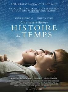 Affiche du film Une merveilleuse histoire du temps