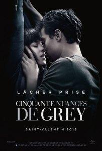 Affiche du film 50 nuances de Grey