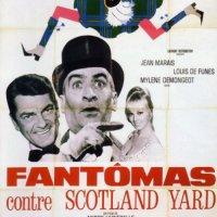 FANTÔMAS CONTRE SCOTLAND YARD de André Hunebelle (1967)