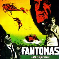 FANTÔMAS de André Hunebelle (1964)