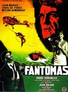 Affiche du film Fantômas