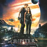 JUPITER, LE DESTIN DE L'UNIVERS de Andy et Lana Wachowski (2015)