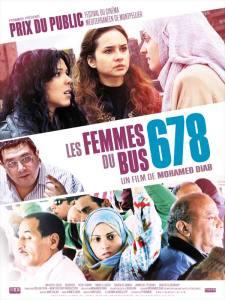 Affiche du film Les femmes du bus 678