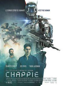 Affiche du film Chappie
