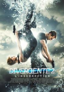 Affiche du film Divergente 2