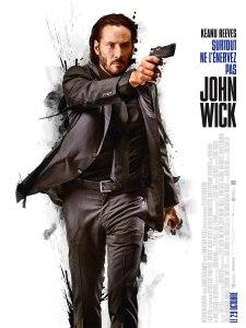 Affiche du film John Wick