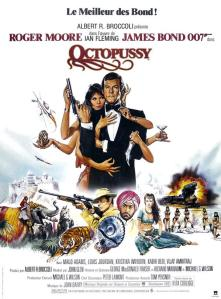 Affiche du film Octopussy