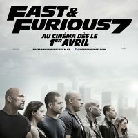 FAST & FURIOUS 7 de James Wan (2015)