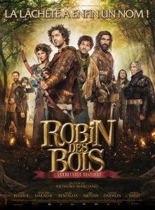 Affiche du film Robin des bois, la véritable histoire