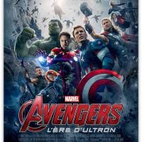 AVENGERS 2 : L'ÈRE D'ULTRON de Joss Whedon (2015)