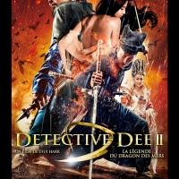 DETECTIVE DEE 2 : LA LÉGENDE DU DRAGON DES MERS de Tsui Hark (2014)