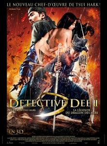 Affiche du film Detective Dee 2