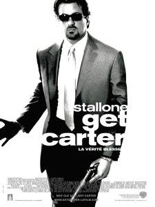 Affiche du film Get Carter