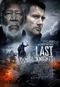 Affiche du film Last Knights