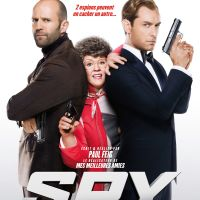 SPY de Paul Feig (2015)