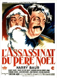 Affiche 2 du film L'assassinat du père Noël