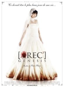 Affiche du film [REC]³ : GENESIS