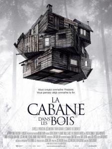 Affiche du film La cabane dans les bois
