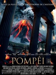 Affiche du film Pompéi