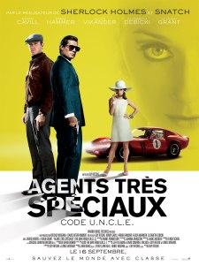 Affiche du film Agents très spéciaux - Code U.N.C.L.E