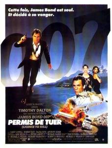 Affiche du film Permis de tuer
