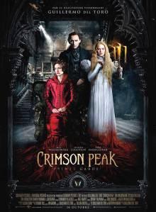 Affiche du film Crimson Peak