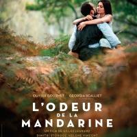 L'ODEUR DE LA MANDARINE de Gilles Legrand (2015)