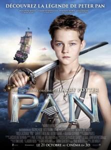 Affiche du film Pan
