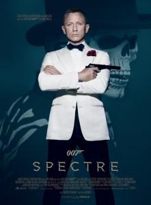 Affiche du film Spectre