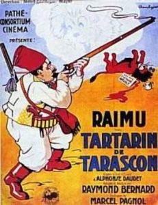 Affiche du film Tartarin de Tarascon