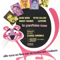 LA PANTHÈRE ROSE de Blake Edwards (1964)