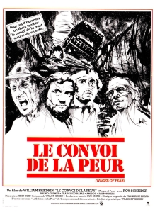 Affiche du film Le convoi de la peur