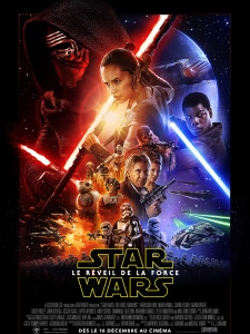 Affiche du film Star Wars 7 Le réveil de la force