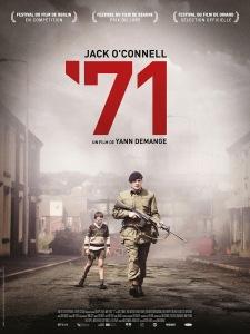 Affiche du film '71
