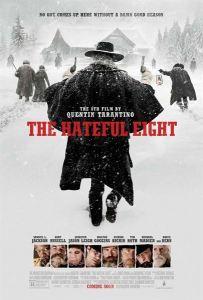 Affiche américaine du film Les huit salopards