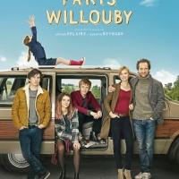 PARIS-WILLOUBY de Quentin Reynaud et Arthur Delaire (2016)
