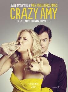 Affiche du film Crazy Amy