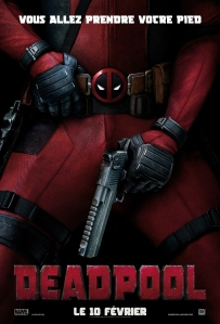 Affiche alternative Deadpool