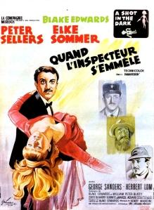 Affiche du film Quand l'inspecteur s'emmêle