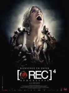 Affiche du film REC 4 Apocalypse