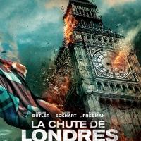 LA CHUTE DE LONDRES de Babak Najafi (2016)