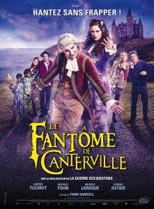 Affiche du film Le fantôme de Canterville