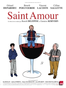 Affiche du film Saint Amour