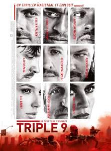 Affiche du film Triple 9