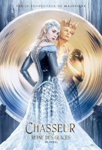 Affiche du film avec Freya et Ravenna