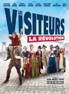 Affiche du film Les Visiteurs 3 La Révolution